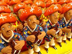 Banda de Pífaros - craft from the state of Pernambuco, northeast Brazil