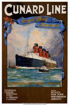Image result for lusitania movie poster