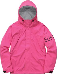 Supreme Apex Taped Seam Jacket