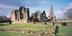 Monk Bretton Priory, South Yorkshire English Heritage