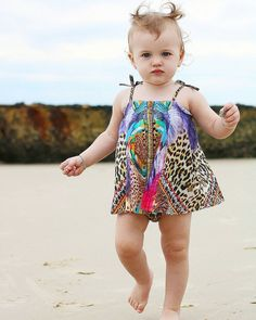 💘😍 Always Gorgeous ~ Hattie Angel. 🌅 🇦🇺👶Holiday hair, don't care ❤ Bliss 🌊Queensland.♒_Sep 19-2016.