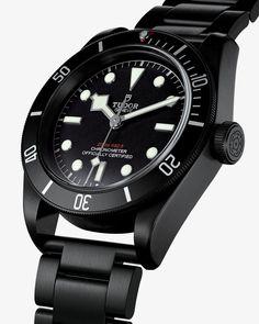 TUDOR Heritage Black Bay Dark http://nuevosrelojes.com/buceo-divers/tudor-heritage-black-bay-bronze-dark-41-36/