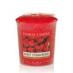 Yankee Candle Sampler - Sweet Strawberry