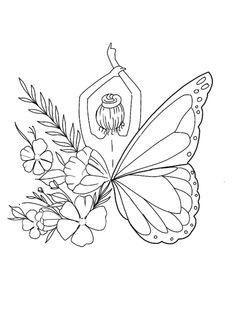 Hand Embroidery Patterns Flowers, Embroidery Hoop Art, Outline Art, Line Art Tattoos, Brazilian Embroidery, Digital Art Tutorial, Dope Art, Minimalist Art, Cute Drawings