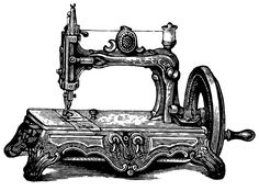 Vintage Sewing Machine ~ Álbum de imágenes para la inspiración (pág. 109) | Aprender manualidades es facilisimo.com
