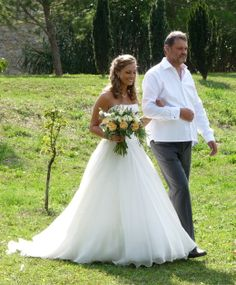 vineyard wedding at Mas de Peuch