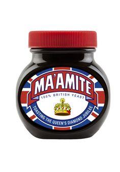 Diamond Jubilee Marmite Edition