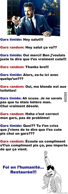 Vraie conversation entendue dans un club Funny Baby Memes, Funny Facts, Funny Quotes, Fitness Gym, Fitness Motivation, Love Quotes For Crush, Happy Stories, Faith In Humanity Restored, Funny Text Messages