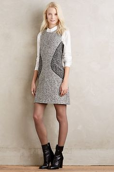 Spliced Shift #anthropologie