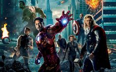 Les Avengers : le film / The Avengers