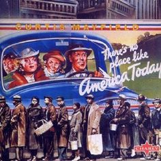 There's No Place Like America Today - Curtis Mayfield