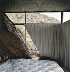 Albert Frey's Palm Springs home/  François Halard