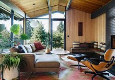 modern wood paneling wood paneling with windows