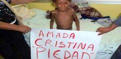 Murió Néstor, el niño qom desnutrido que le pedía ayuda a Cristina