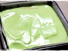 Ogura Cake Pandan Super soft moist recomended recipe step 4 photo