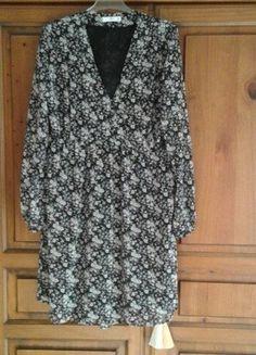 Compra mi artículo en #vinted http://www.vinted.es/ropa-de-mujer/vestidos-casual/563519-vestido-flores