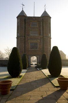 Sissinghurst Kent - home of Vita Sackville West and Harold Nicolson
