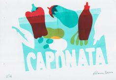The Impressive Vostok Kitchen / Caponata