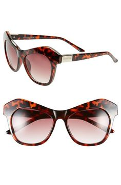 MINKPINK Sunglasses available at #Nordstrom