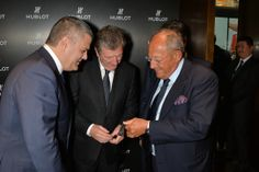 Hublot celebrated Roy Hodgson's 66… - King Power 66 Hodgson #hublotlovesfootball #hublot #worldcup #watch #watches http://wp.me/p4zHON-1gl