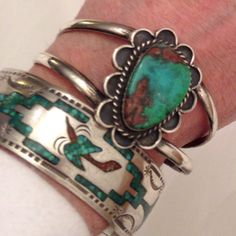 Stackable cuff ideas for southwest boho lovers!