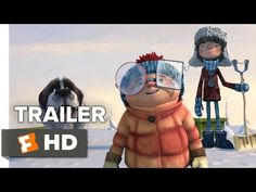 Snowtime! Official Trailer 1 (2016) - Animated Movie HD - YouTube