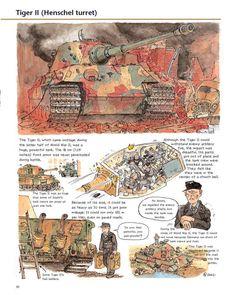 TIGER II (HENSCHEL TURRET)