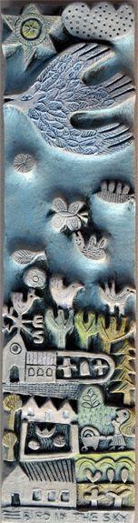 Hilke Macintyre- ceramics, prints & paintings.