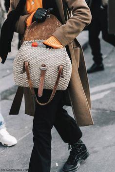 Лучший street style c прошедшей парижской Couture Fashion Week – Woman & Delice