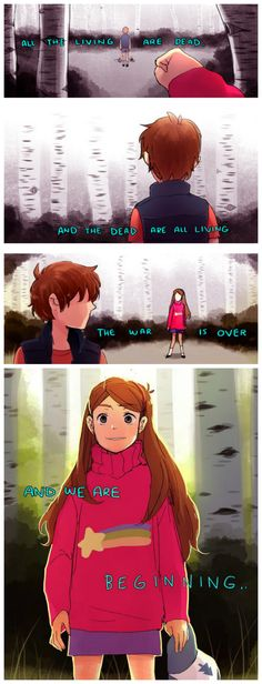 pin by abigail conquista on gravity falls anime 3