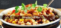 Hearty Chili Mac