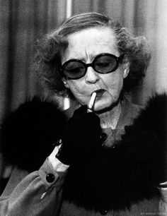 I'm the nicest goddamed dame that ever lived. Bette Davis