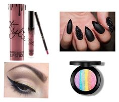 """""""Untitled #10"""" by amanimomo on Polyvore featuring beauty and Mehron"""