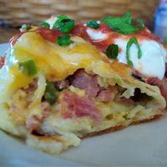 Brunch Enchiladas Allrecipes.com