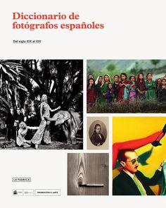 Diccionario de fotógrafos españoles  Del S. XIX al S. XXI