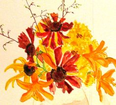 my flowers  Artists in Buffalo: Artists + Galleries