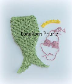 Ravelry: Croc Stitch Mermaid Costume pattern by April Hubbard