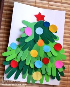 55 Wonderful Christmas Centers For Kindergarten Christmas for Kindergarten This article is about Christmas centers for kindergarten and anything related to this topic. Christmas time always puts a … Easy Paper Crafts, Winter Crafts For Kids, Crafts For Kids To Make, Easy Crafts For Kids, Creative Crafts, Diy And Crafts, Noel Christmas, Winter Christmas, Thanksgiving Greetings