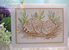 Easter Eggs | par Bibianas Cards-r-recherche google