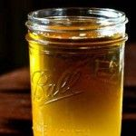How to make apple pie moonshine recipe with vanilla vodka.  (These days, this would totally knock me on my can, but it looks good!  E)