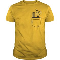 Are you hairdresser? Then this is perfect shirt for you