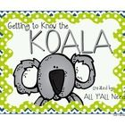 Getting to Know the Koala