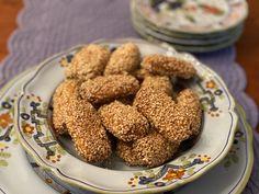 Sicilian Recipes, Best Italian Recipes, Italian Cookie Recipes, Sesame Cookies, Fig Cookies, Almond Cookies, Chocolate Cookies, Jam Tarts, Italian Cookies