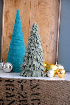 Sweater Trees - Family Chic