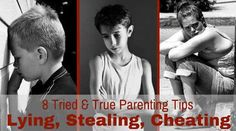 All children lie, steal, and cheat on occasion. Best parenting tips that really work for teaching our children to not lie, steal, or cheat.