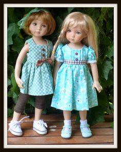 Constance et Camille