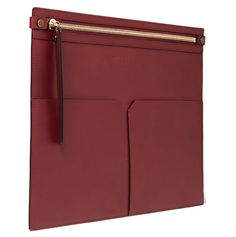 Burberry's leather document holder