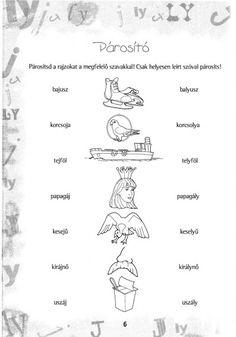 Album Archive - Ly vagy j ? Special Education, Grammar, Literature, Album, Teaching, Writing, School, Minden, Archive