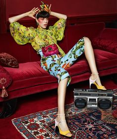 Josefien Rodermans | Whimsical Fashion Editorial | Marie Claire Holland
