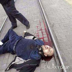 بالفيديو والصور شاهد عملية الدهس ولحظة قتل المنفذ في القدس | مدونة كنوز
